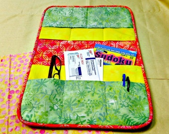 QUILTED WALKER POUCH PATTERNS FREE Quilt Pattern