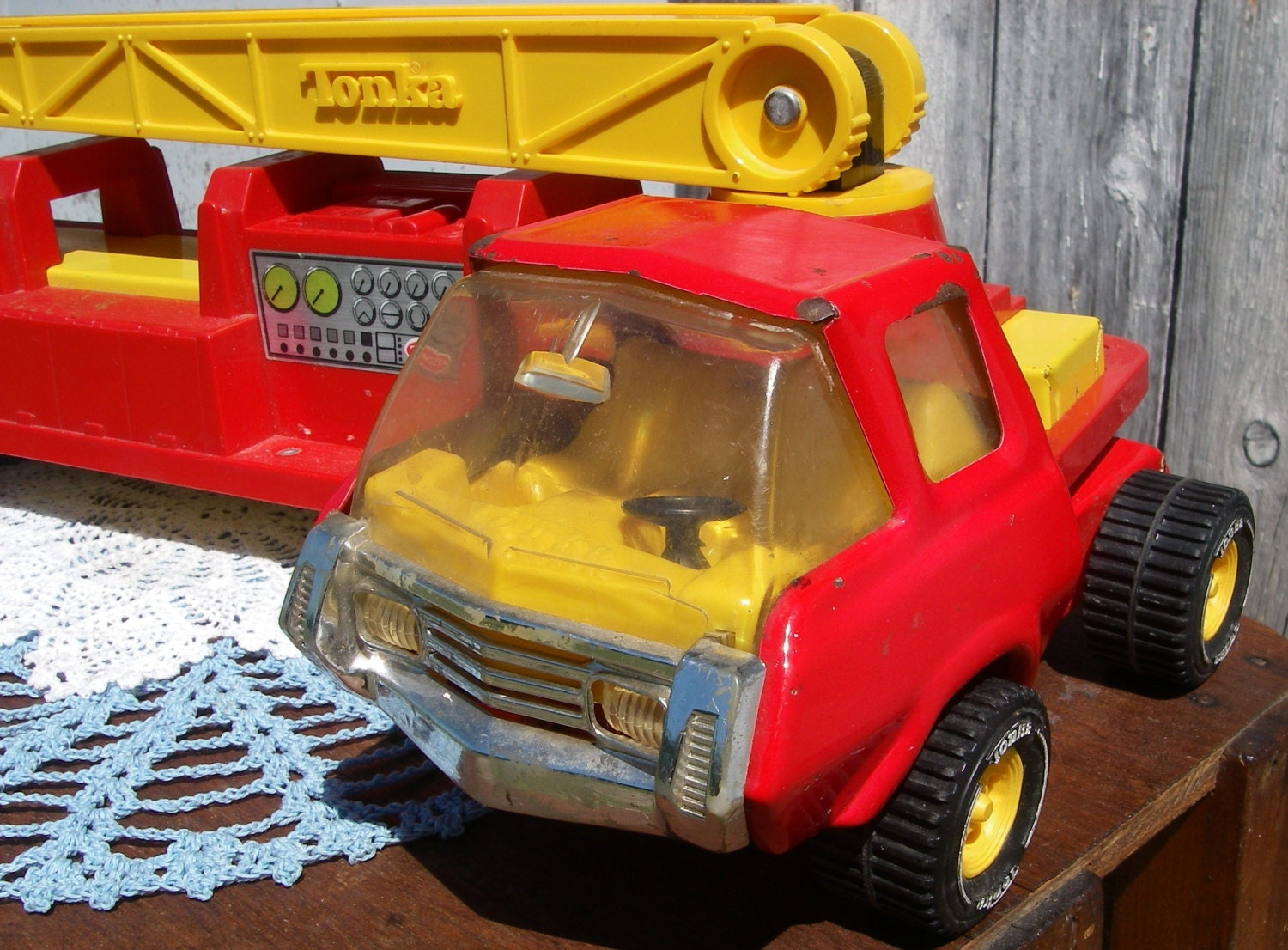 Toys That Were Made In The 1970 : Vintage tonka toys s made in the usa large general