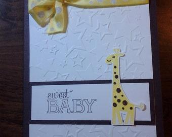 Sweet Baby Bulk Invitations (Set of 10)