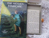 Nancy Drew Secret Compartment Book - Hollow Book Hiding Place