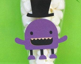 Monster Bash Halloween Marshmallow Treats