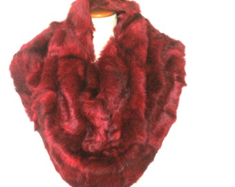 Kid Fur shawl