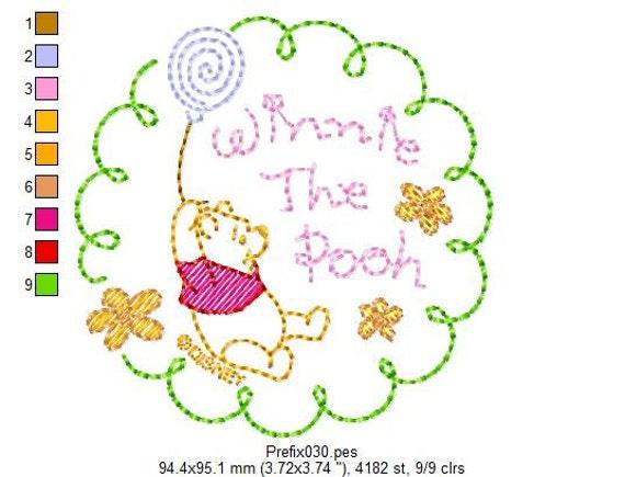 INSTANT DOWNLOAD 40 Designs - Disney Stitch Embroidery Designs