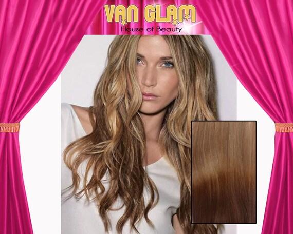 Custom Clip In Hair Extensions 20