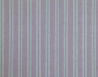 8.5x11 Pink Stripe Paper