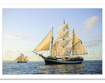 Tall Ship Pelican of London