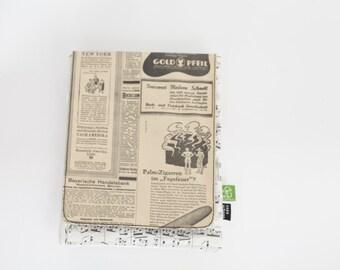 Recycled IPad case