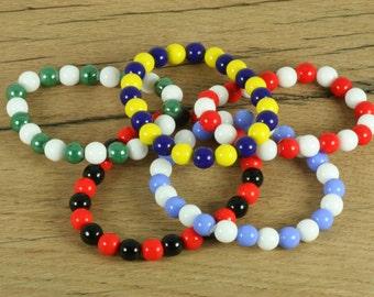 Czech Bead School Spirit Bracelet for Adults
