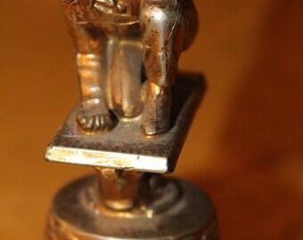 RARE Vintage Marbles Champ 1957 Trophy
