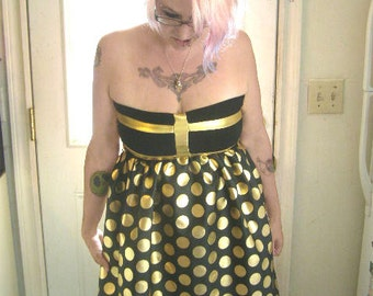 Doctor shirt Deluxe Cosplay Dalek Dr Who inspired Dress Costume Ready to Ship