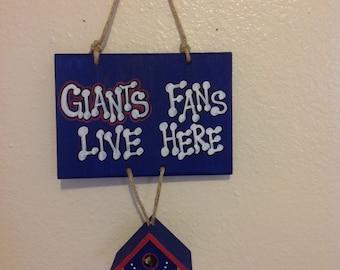 New York Giants  Fan House