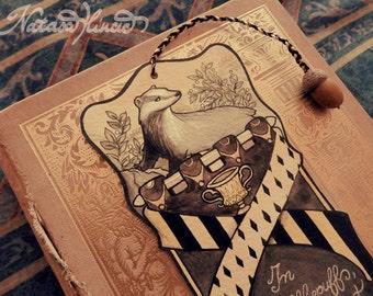 Harry Potter, Hufflepuff bookmark