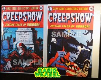 Rare Creepshow Comic Replicas Prop Print