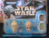 Star Wars Micro Machines Pocket Pals