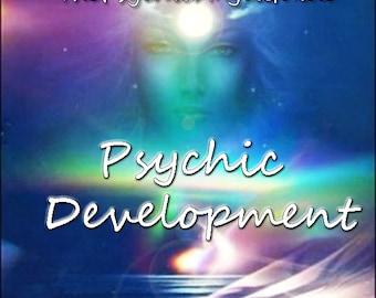 Psychic Development Tarot & Oracle Reading LIVE VIDEO format plus .JPG