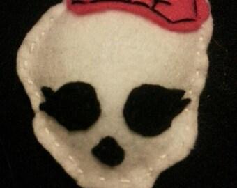 Monster High Inspired Barrette/Headband/Pin