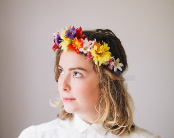Medium Flower Crown