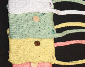Adorable, lined purses for children