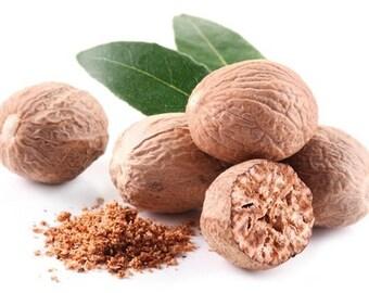 Nutmeg, whole (Organic)