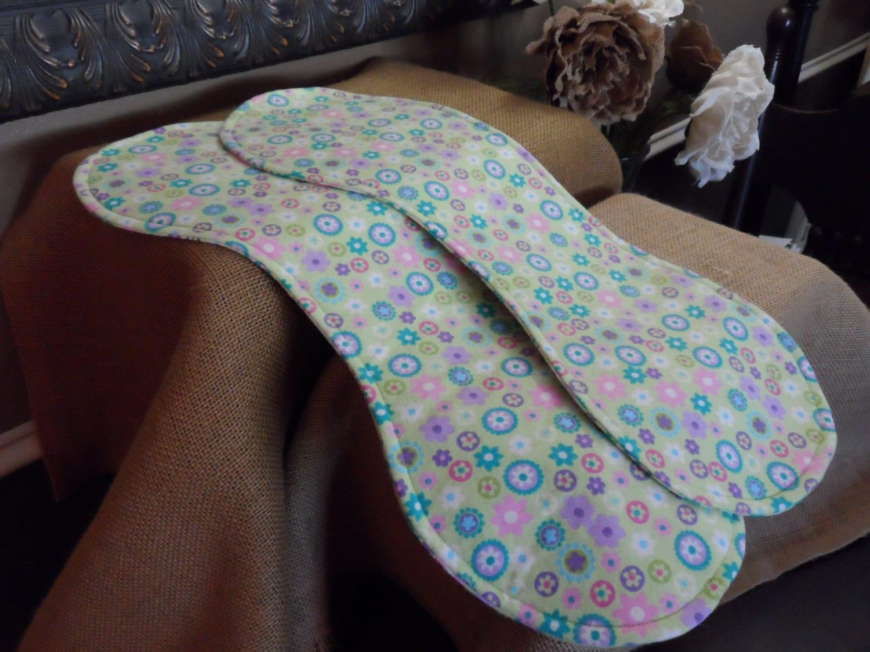 Baby Burp Cloth Baby Girl Burp Cloths Floral Burp Cloths