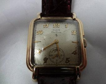 Vintage 1948 ELGIN Men's Watch
