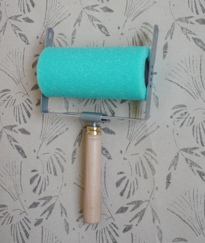 peinture rouleau applicateur pour rouleaux par. Black Bedroom Furniture Sets. Home Design Ideas