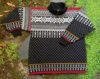 Beautiful Norwegian Sweater by Norskwear. Size S