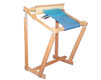 Floor Stand for Rigid Heddle Weaving Loom