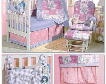 Baby Room Essentials McCall's Pattern M4855