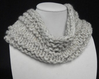 Toasty And Warm Cowl in Wheat