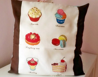 WS Square Pillow Case