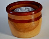 Hand Turned  Honey Pot Yarn Bowl *No J*