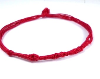 Kabbalah Bracelet / Evil Eye Bracelet / Red String Bracelet / Tzitzit / Mens Kabbalah / Womens Kabbalah