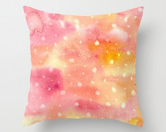 Cushion Cover 'Snowy Sunny Day'