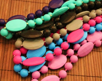 SALE!!  Silicone Teething and Nursing Necklace