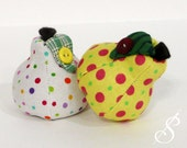 Pincushion Kit: Pear