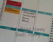 To Do Lists for Erin Condren Life Planner