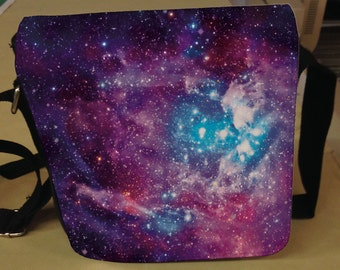 Galaxy_Shoulder Bag