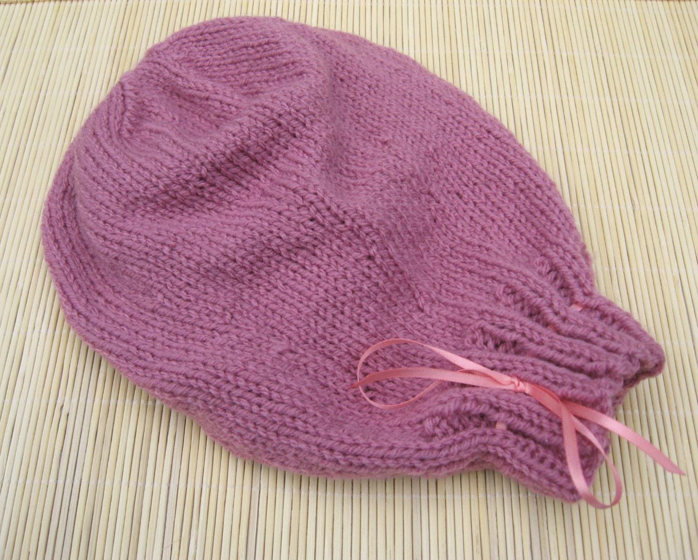 Knit Uterus Ante-natal Teaching Aid Plain Knitted Uterus