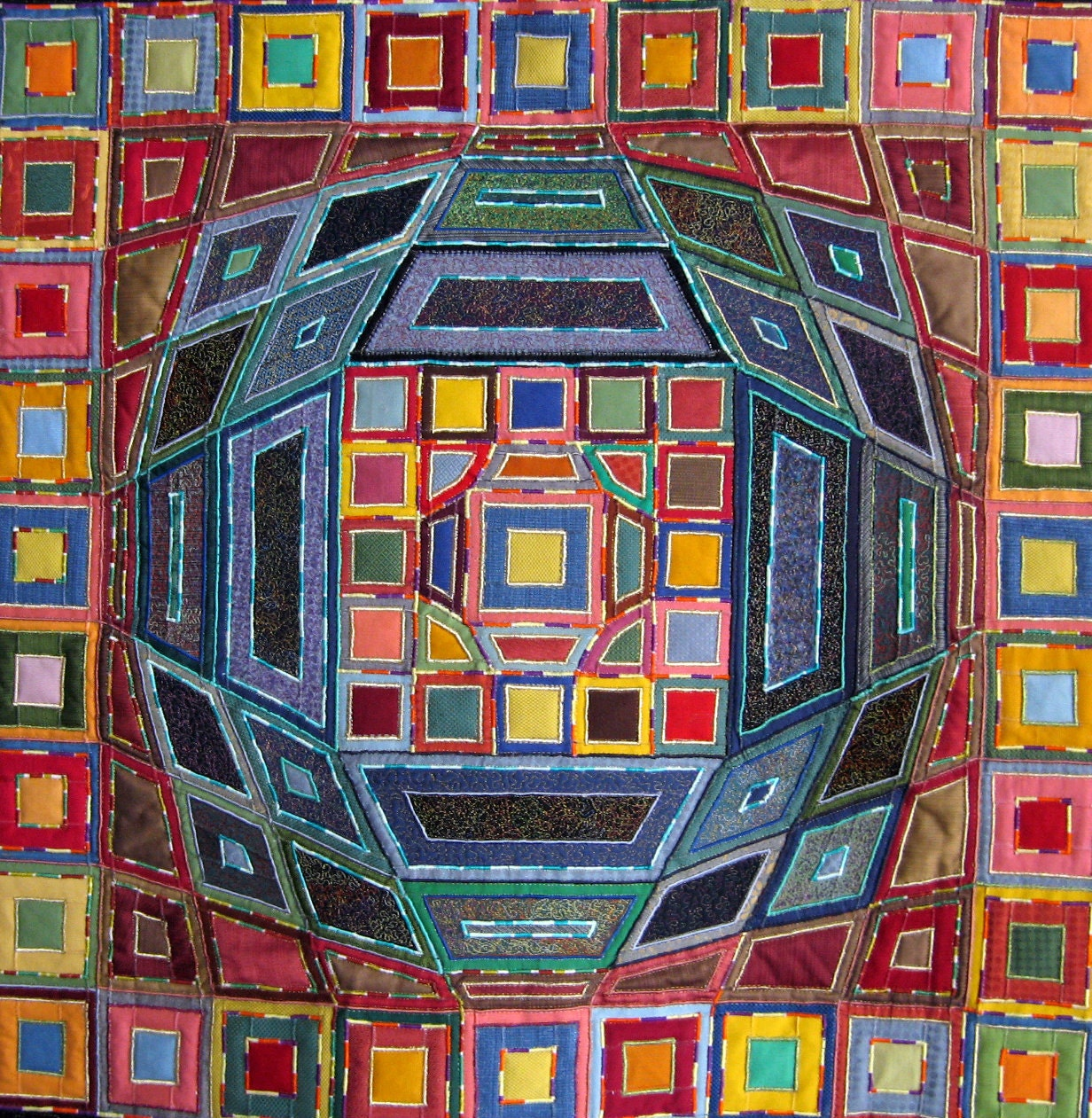 Pannello di fiber art decorativo da parete victor - Pannello decorativo ...