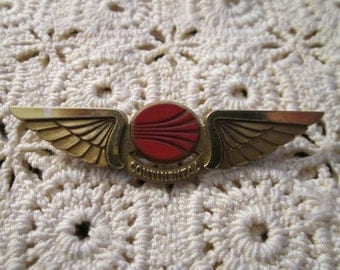 Continental Airlines Souvenir Wings