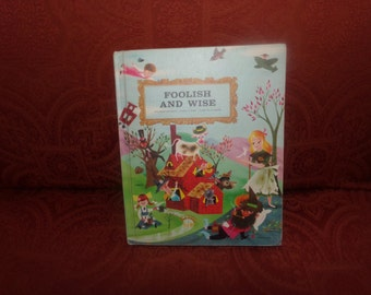 "Vintage  ""Foolish And Wise""   1964  Collectible"
