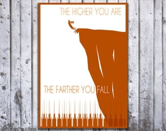 Metallica - The House Jack Built || Music Poster Print