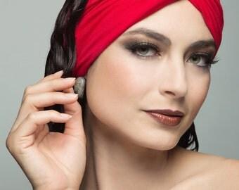 Ruby Turban (Multi-functional)