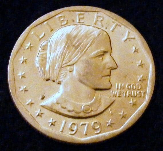 1979-P Vam SUSAN B. ANTHONY Dollars . . Great Investment . .
