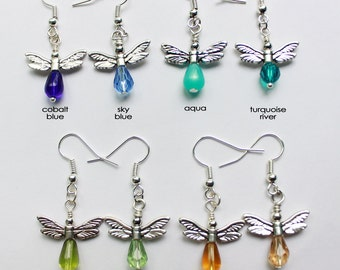 Your choice - Firefly earrings