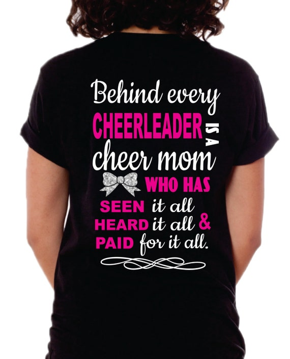 Cheerleading Mom Quotes. QuotesGram |Cheer Mom Shirts Sayings