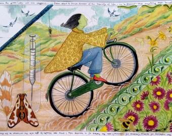 The Green Woman Rides Again