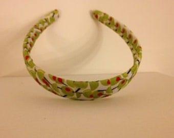 Green Olive Headband