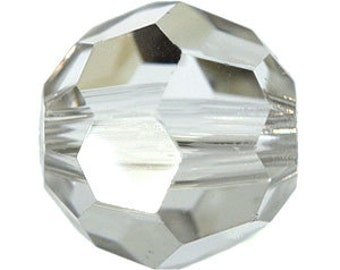 SWAROVSKI 5000 2mm - Pack 50 - Silver Shade